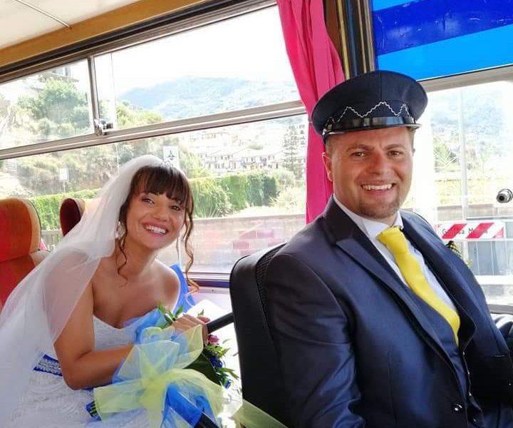 Da Como alla Sicilia, l'amore viaggia… in autobus!