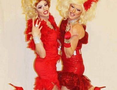 """Roxi e Mimì, drag queen tra eccessi e ironia: """"Felici di stupire"""""""