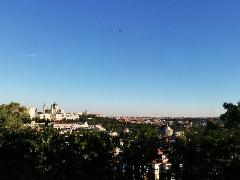 Appunti di viaggio: una passeggiata a Madrid